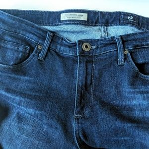 Ag Adriano Goldschmied Jeans - ag adriano goldschmied super skinny legging ankle